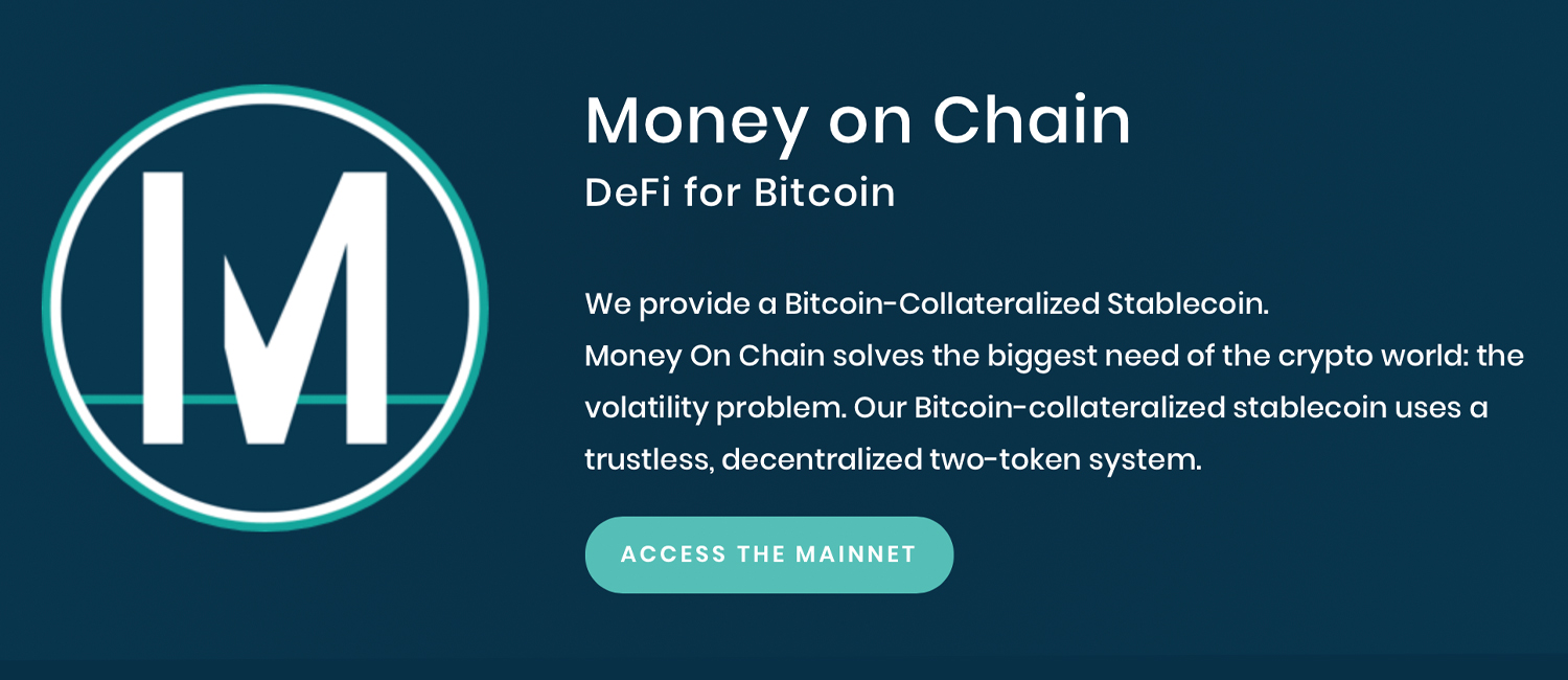 Stablecoins and Crosschain Loans: 2 Projects Attempt to Bring Defi Solutions to Bitcoin