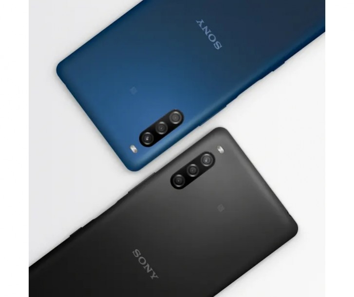 Sony Xperia L4 is now available in Europe, Xperia 10 II hits Taiwan next week
