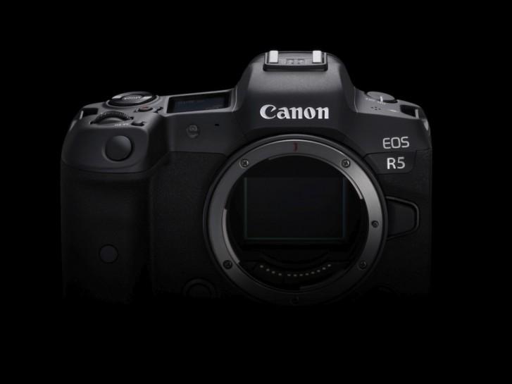 Canon reveals additional details regarding its EOS R5 8K video camera
