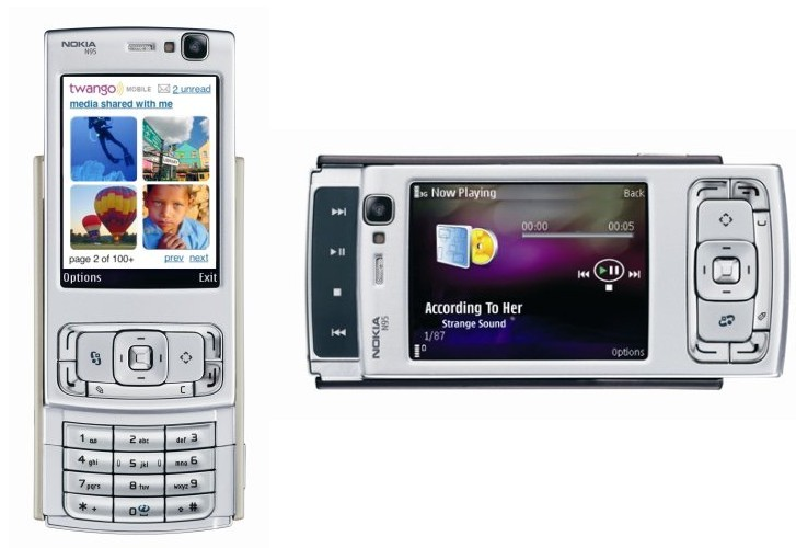 Flashback: the Nokia N95 was a high point for Symbian but also the beginning of the end