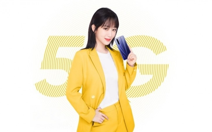 Realme X50m 5G is now on sale