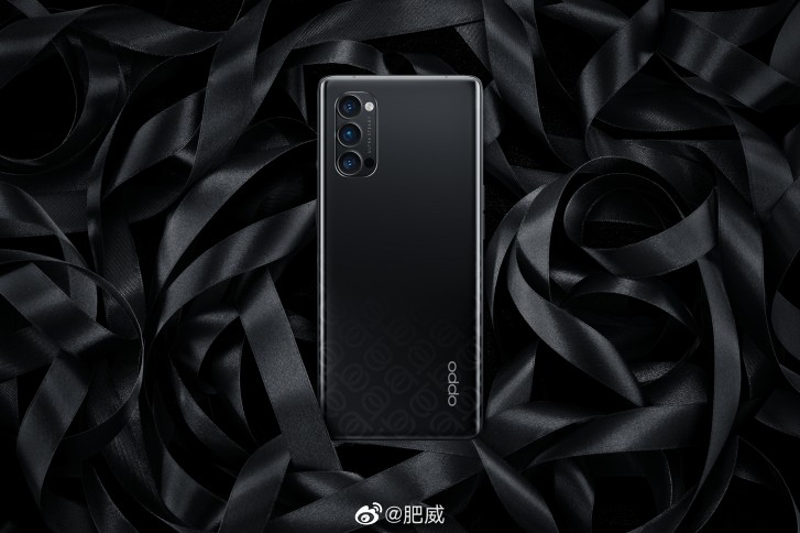Oppo Reno4 Pro renders leak in Black and White ahead of launch