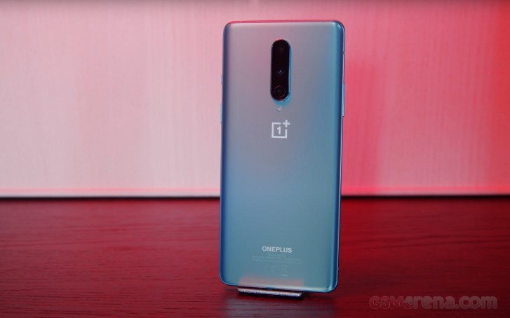 Our OnePlus 8 video review is up