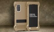 Samsung announces Galaxy S20 Tactical Edition