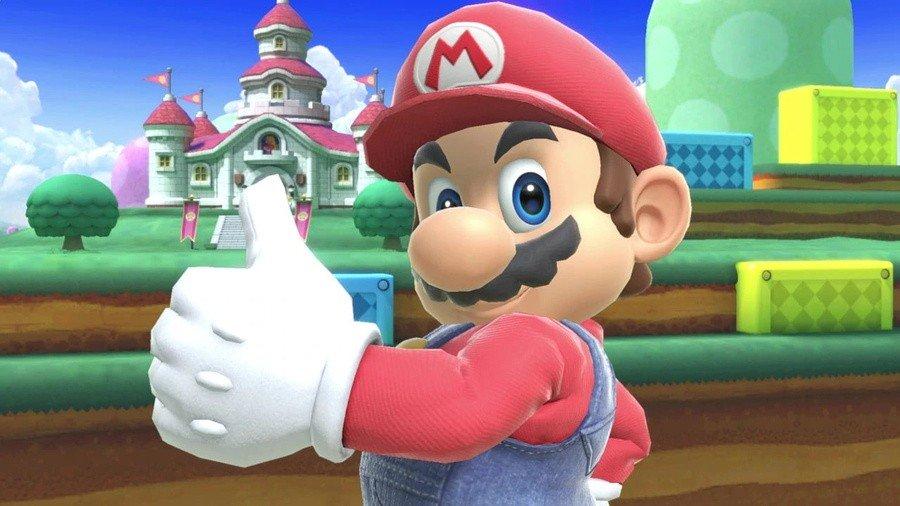Super Mario Smash Bros