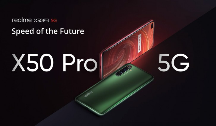 Realme X50 Pro 5G, 6 Pro and 5i come to Europe