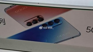 Leaked images reveal Oppo Reno4