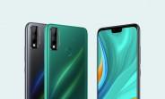 Huawei Y8s is official, brings two selfie cameras
