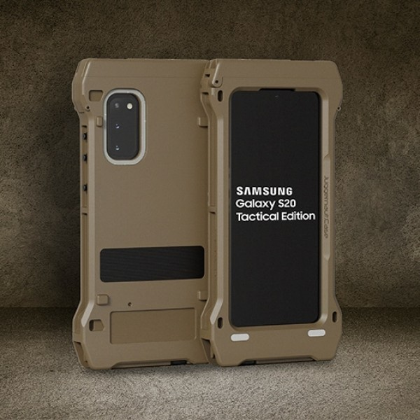 Samsung announces Galaxy S20 Tactical Edition