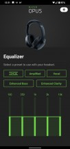 Opus app - Razer Opus headphones review