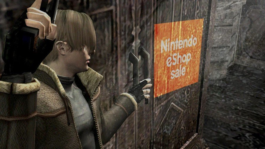 Resident Evil Sale