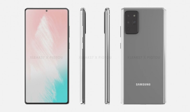 Samsung Galaxy Note20 and Fold 2 event set for August 5, rumor says