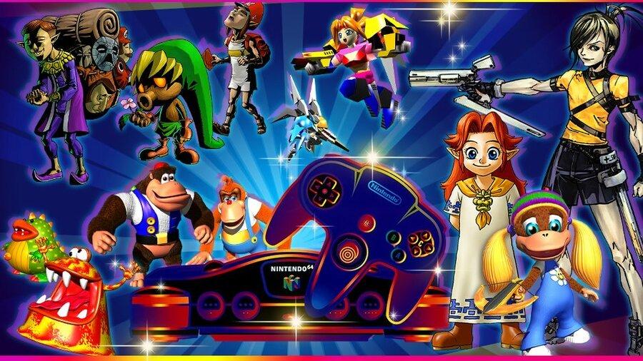 N64 Spirit Event