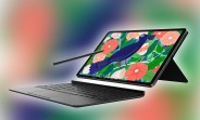 First Samsung Galaxy Tab S7 render appears online