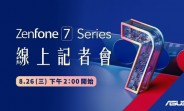 Asus Zenfone 7 series to launch on August 26